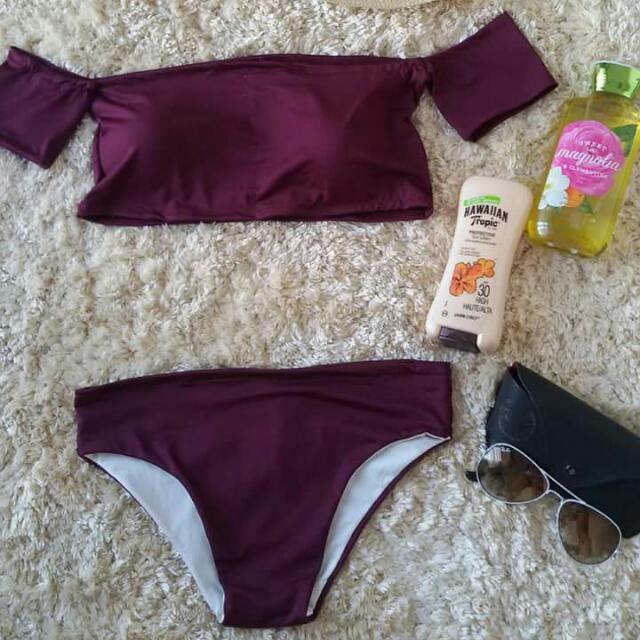 Taylor Swim Suit