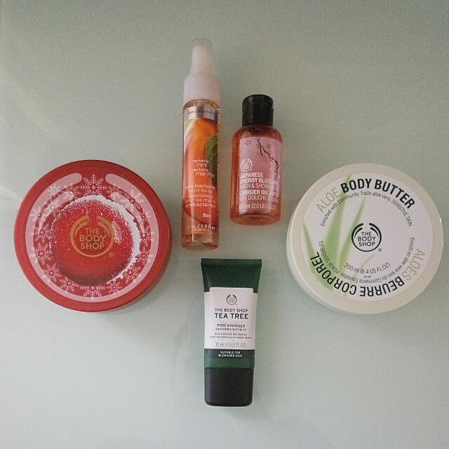 The Body Shop Body Care