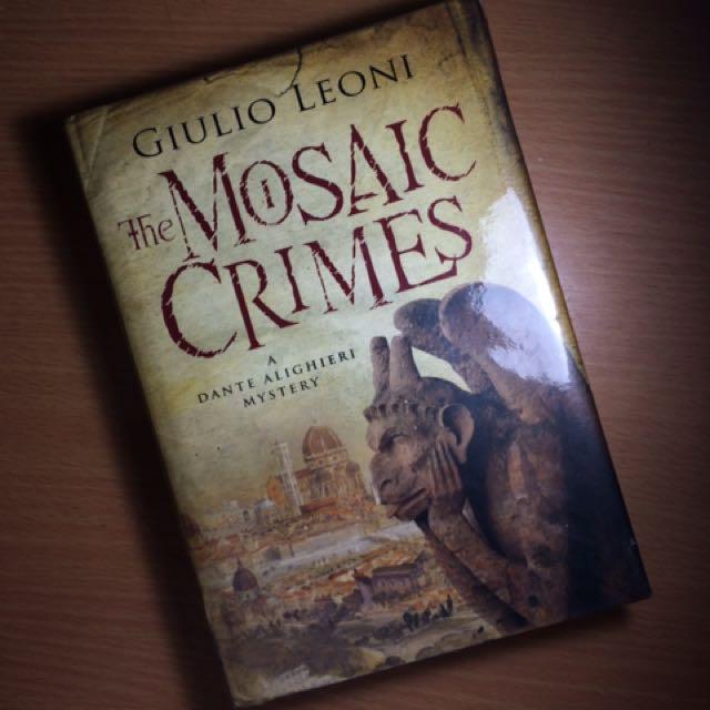 The Mosaic Crimes By Giulio Leoni