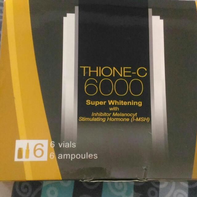 Thione-c 1000 Super Withening Original