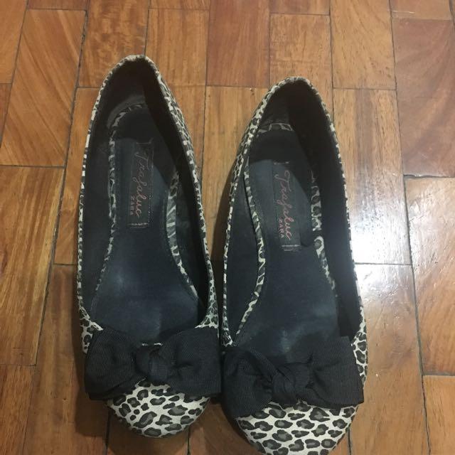 Trafaluc (Zara) Leopard Flats