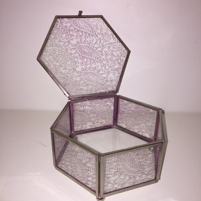 Urban Outfitters Jewelry Box