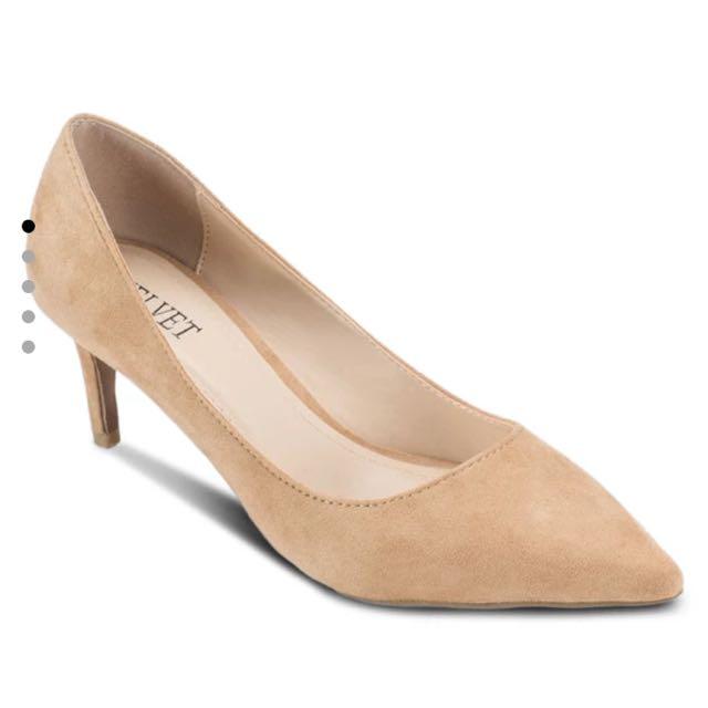 Velvet's Lilian Basic Heels