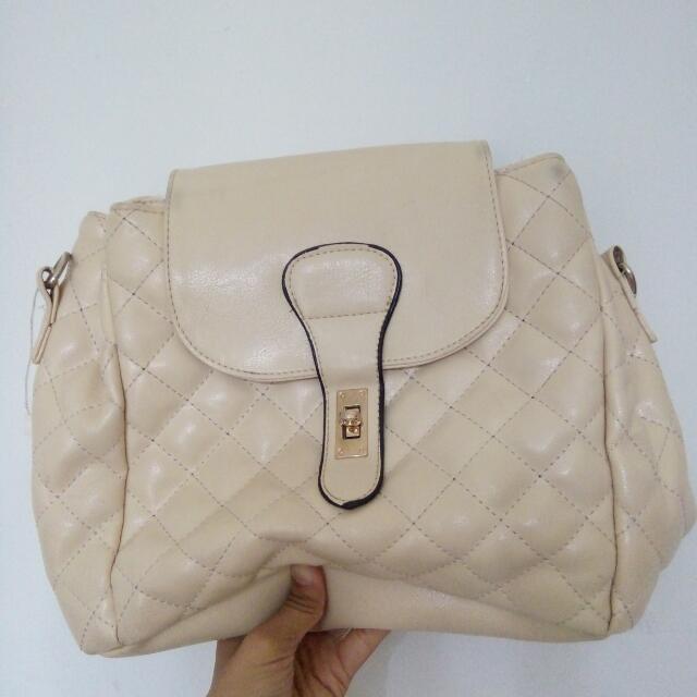 White Bag Multifungsi