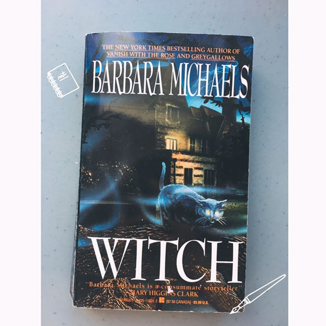 Witch-by Barbara Michaels