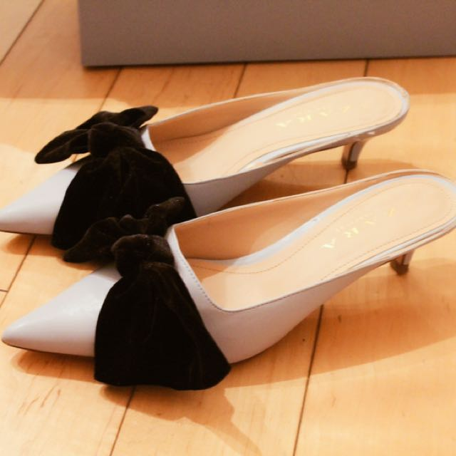 Zara Bow Shoes