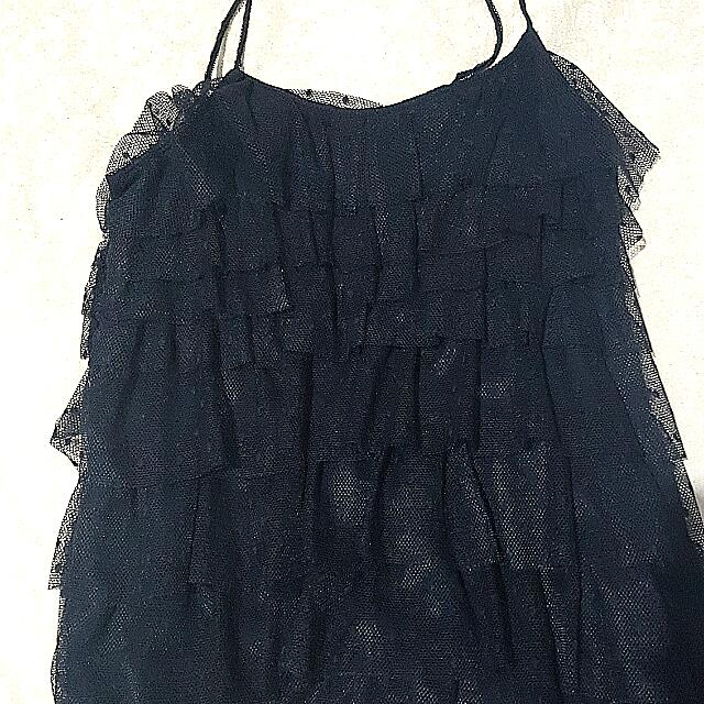 Zara ORIGINAL Black Top
