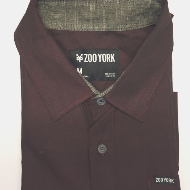 Zoo York Short Sleeve Shirt
