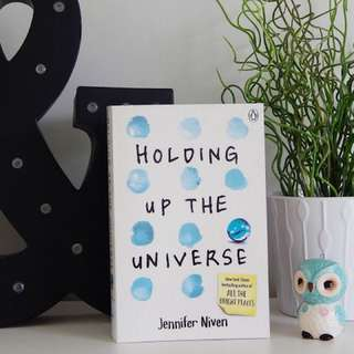 [PO] Holding Up The Universe