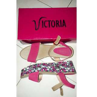 wedges victoria london