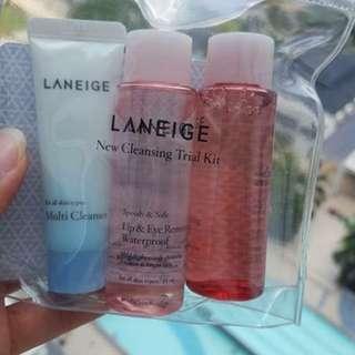 Laneige Cleansing Kit