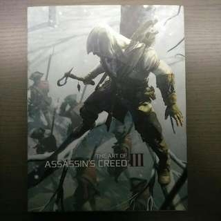 The Art Of Assassin's Creed 3