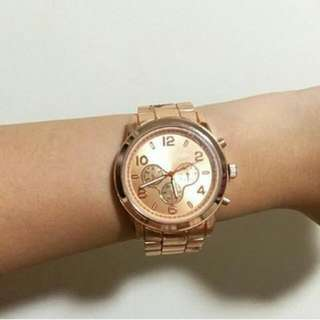 Cotton On Gold Watch