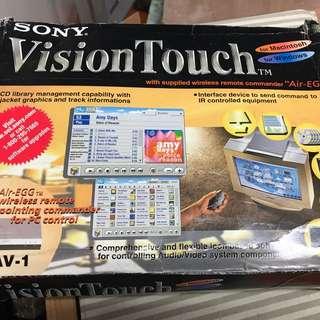古董Sony Vision Touch