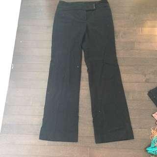 White House Black Market Pants Size 2R