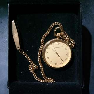Seiko pocket Watch