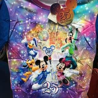日本迪士尼女童150或細粒少女T 恤