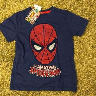 全新Spider-Man Tee
