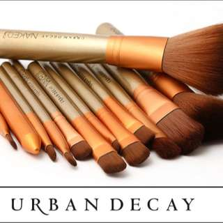 Naked 3 Brushes Urban Decay (replica)