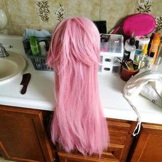 Pink Gasai Yuno Wig (J)