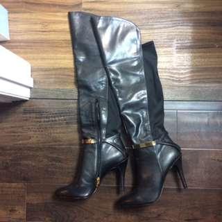 Fregie Heeled Boots