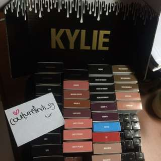 💋CLEARANCE! Authentic Instock Kylie Lip Kit Original