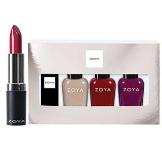 ZOYA Nail & Lip Gift Set