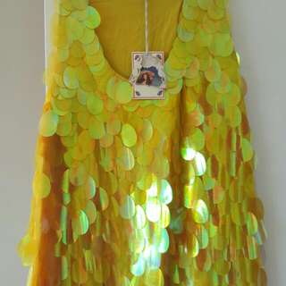 Trelise Cooper Yellow Top