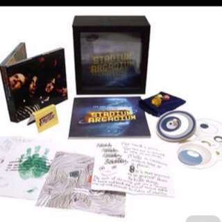 Red Hot Chili Peppers Limited Edition Box Set