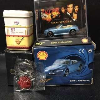 Miniature 007 Varies Cars