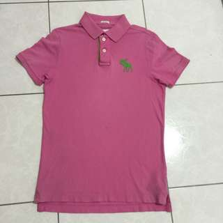 Abercrombie & Fitch Polo 衫便宜賣二手 Size:M