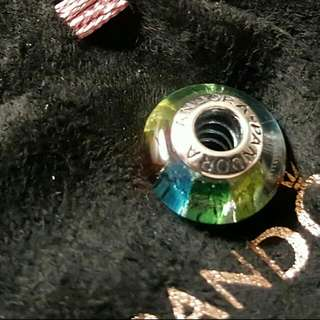 Authentic Pandora 925s Ale Bead