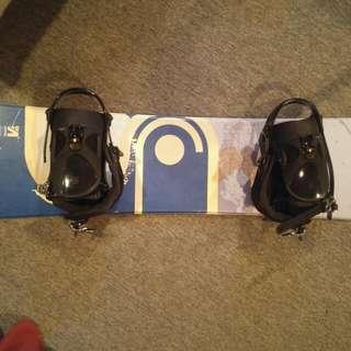 Anthem Beginner/Intermediate Snowboard