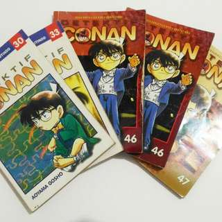 Komik Detective Conanby Aoyama Gosho
