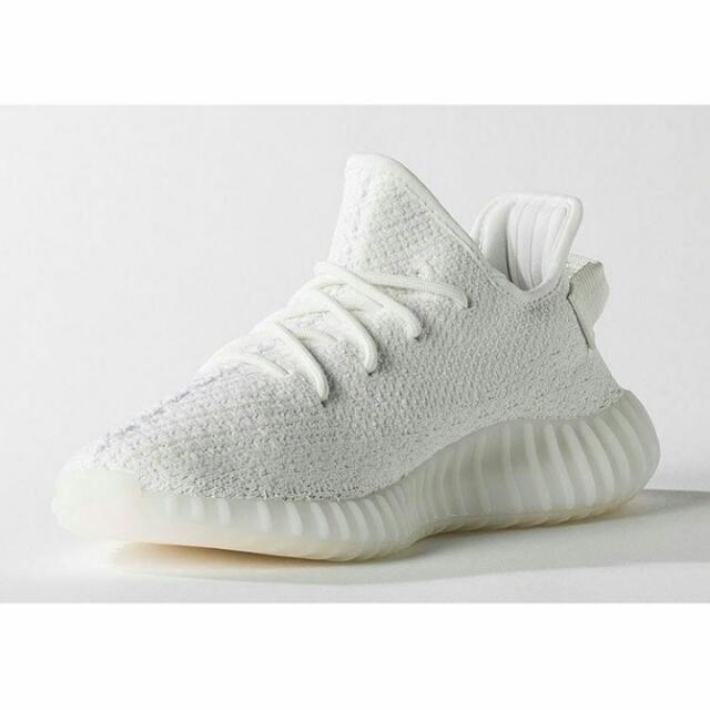 8d85302f80b 100% LEGIT AUTHENTIC Adidas Yeezy Boost 350 V2 Triple White