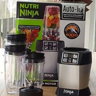 Nutrition Ninga Auto IQ