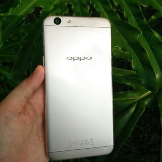 For Sale Oppo F1s Gold