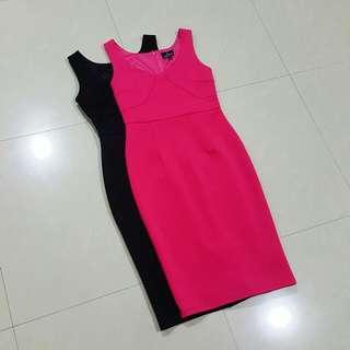 BNWT DOUBLEWOOT Midi Dress