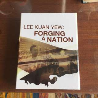 DVD- Lee Kuan Yew: Forging A Nation