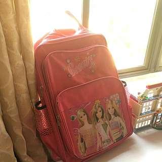 Girl School Bag - Barbie