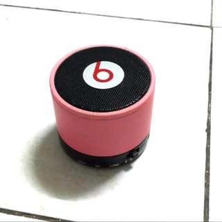 Bluetooth and Jack Speaker