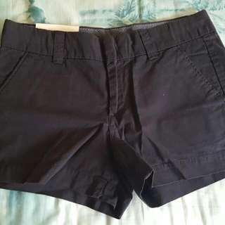 #200元短褲#Uniqlo深藍色卡其短褲