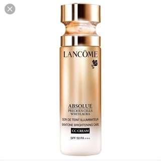 Lancôme Absolue CC Cream
