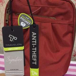 Travelon Anti-theft Slim Day Bag