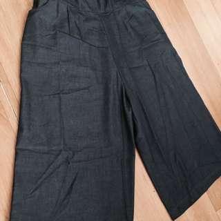 No Brand Culotte Jeans