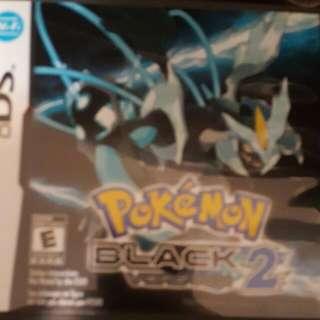Pokemom Black 2