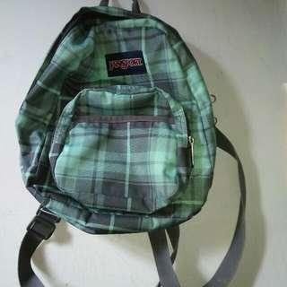 Authentic Jansport Half Pint Backpack