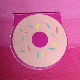 Cute Donut Notebook