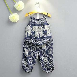 Elephant Playsuit