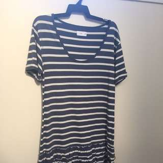 Huffer Stripe Dress